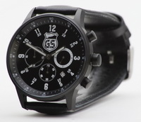 BEEMER GS Chronograph matt black